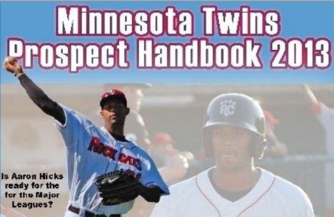 2013 Twins Prospect Handbook